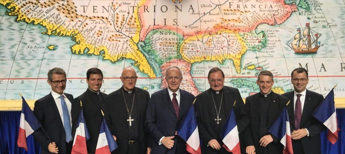 Les Chevaliers de Colomb en France
